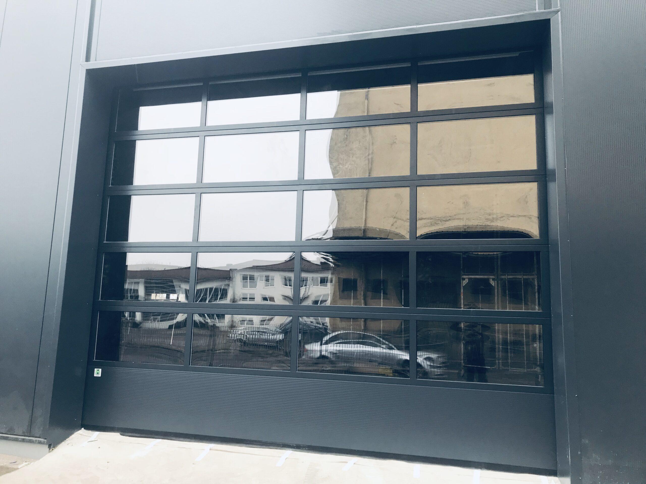 Tore-Huber Industriesektionaltor